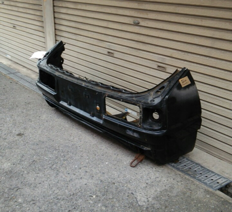 AE86 リヤ回りボディ