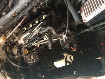 エンジン交換2