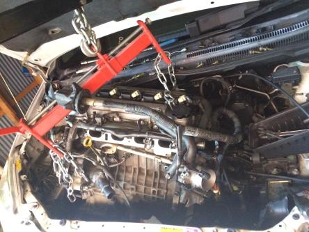 エンジン交換3