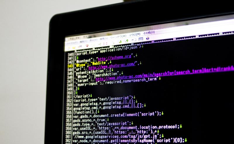 プログラミング(HTML)