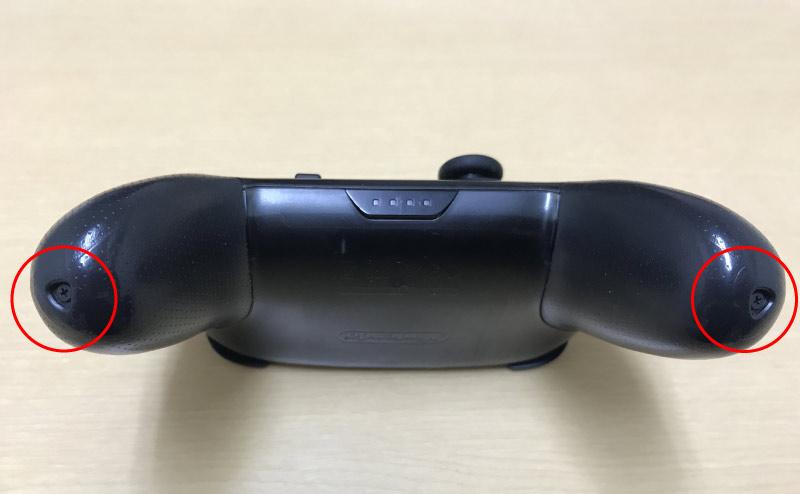 Nintendo Switch Proコントローラー分解
