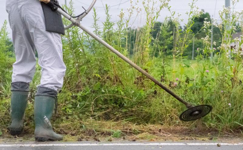 草刈り機の比較