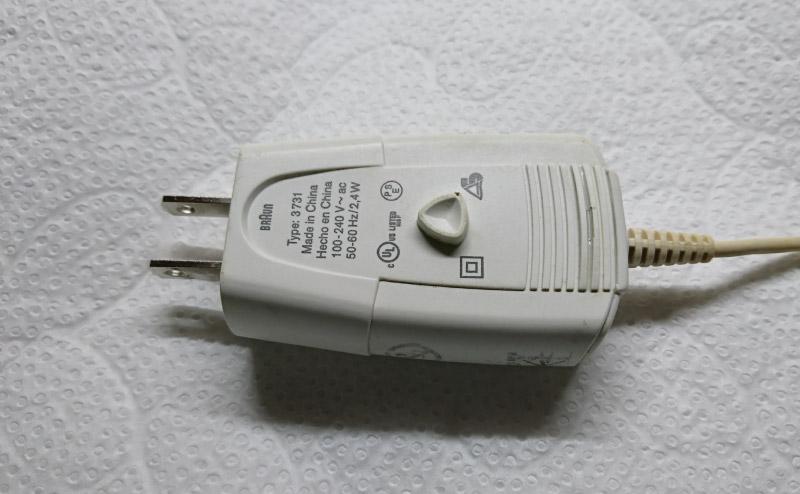 オーラルB充電器